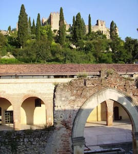 Hospitality in the hills of Verona. - Soave