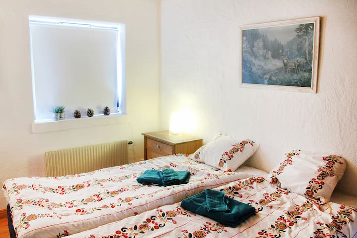 Tryde 1303 B&B double room - Tomelilla - Penzion (B&B)