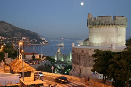 Amazing View from Apartment Olga - Dubrovnik - Apartemen