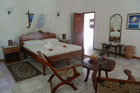 Nice B&B on La Digue - La Digue - Bed & Breakfast