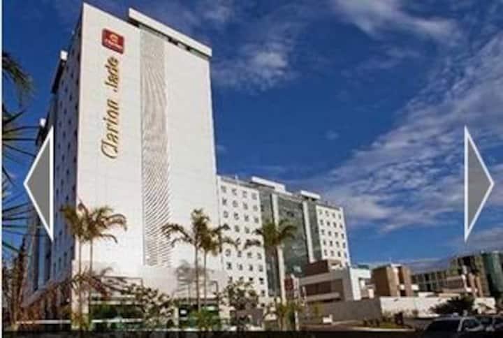 Clarion Jade Hotel Flat