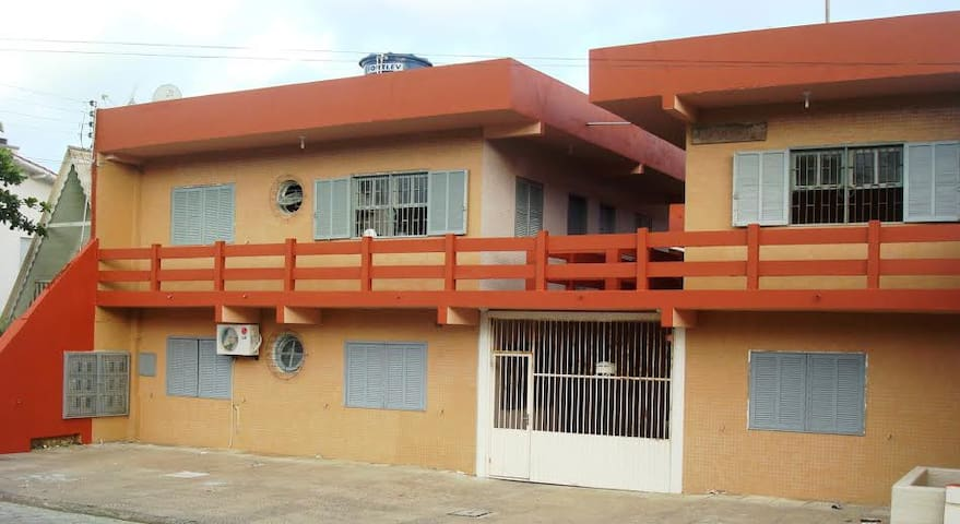 apartamento 1dorm,mar grosso,laguna - Laguna