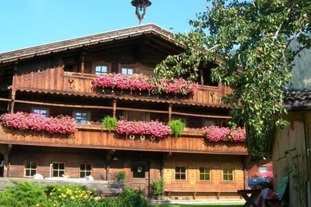 Wörglerhof Hüttenappartement&Sauna - Alpbach - Apartament