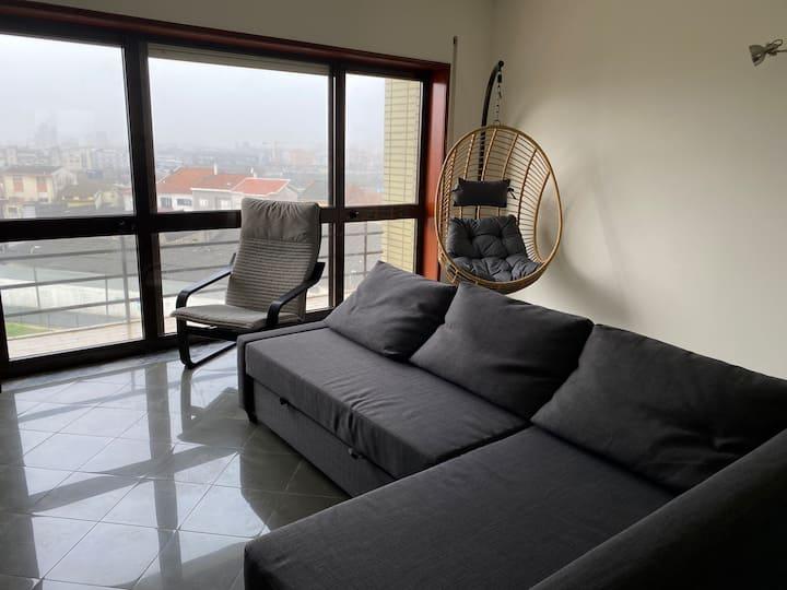 Appartement spacieux Povoa de Varzim/Porto