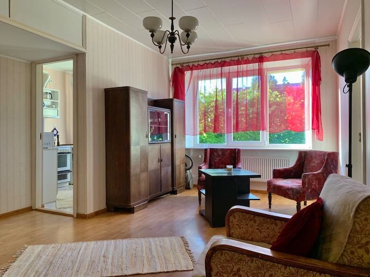 Cosy and simple apartment in the heart of Pärnu