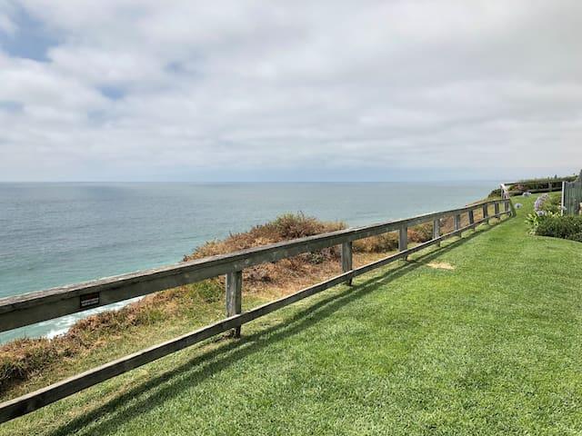 Ocean front Encinitas.