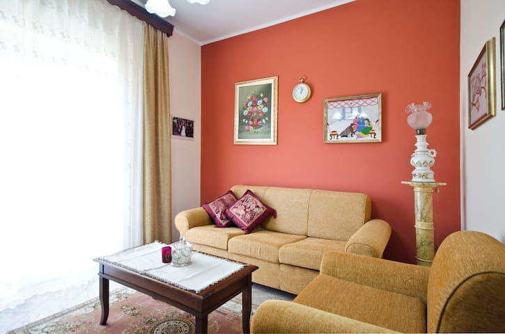 Spacious Apt close to Etna & Taormina - Catania - Flat