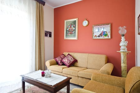 Spacious Apt close to Etna & Taormina - Catania - Appartamento