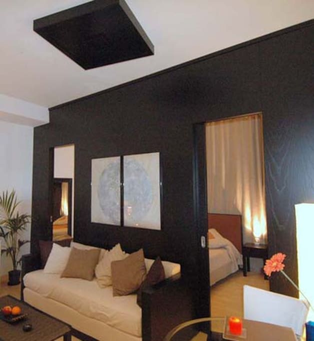 Residenza l 39 isola santachiara suite appartements louer for Hotel meuble santa chiara suite naples