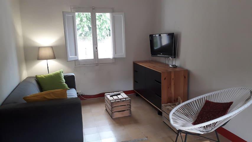 Apartament 52m2 a prop Parc Natural Cadí Moixeró