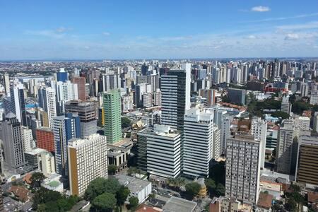 Loft, NOBRE, próx. HARDROCK CAFE - Curitiba - Apartment