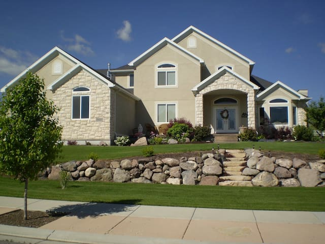 Quiet Street in Country Setting - Salt Lake City/ Riverton/Bluffdale - Bed & Breakfast