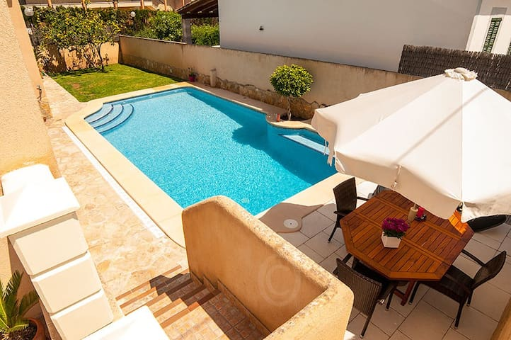 House with pool in Cala Ratjada - Son Moll - Rumah