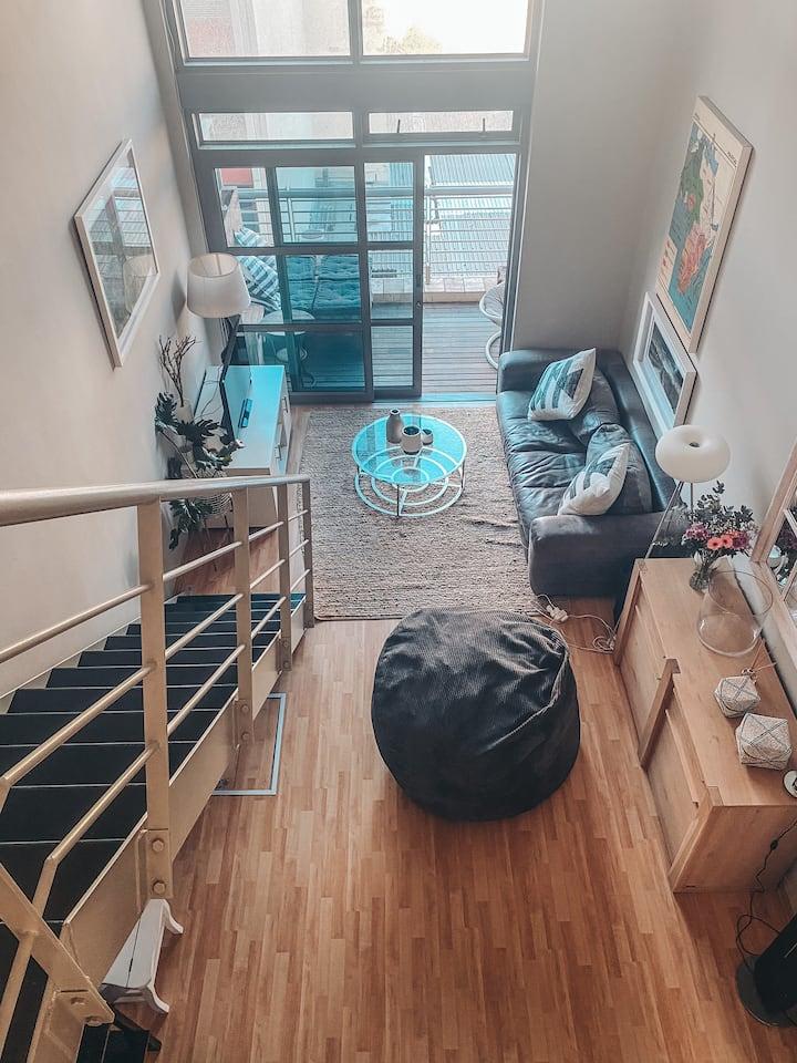 Luxury Loft Living in the vibrant De Waterkant