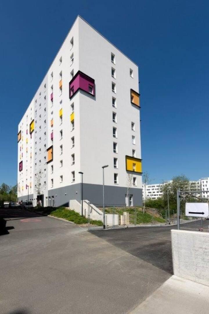 T2DUO (colocation) - Résidence à Saint-Herblain