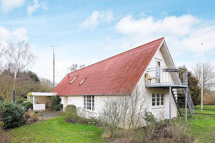 6 personas casa en Bogense