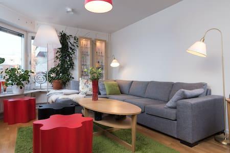 Rum för en eller två mitt i stan - Umeå - Pis