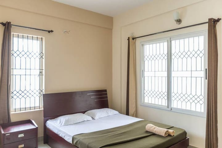 Furnished 1 Bed Room Hall Kitchen 301 - Bangalore - Casa