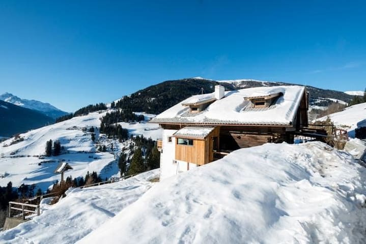 Chalet MESH - your home away in the Dolomites