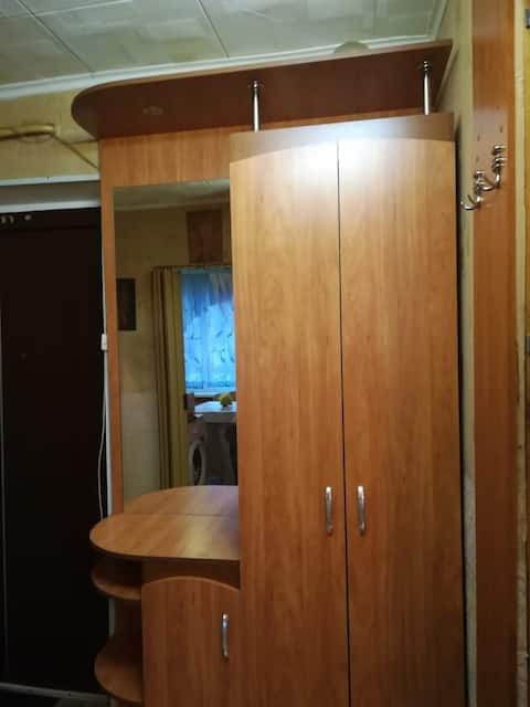 Уютная, чистая квартира в тихом районе