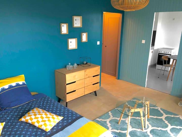 Studio cosy 3 Pers  neuf