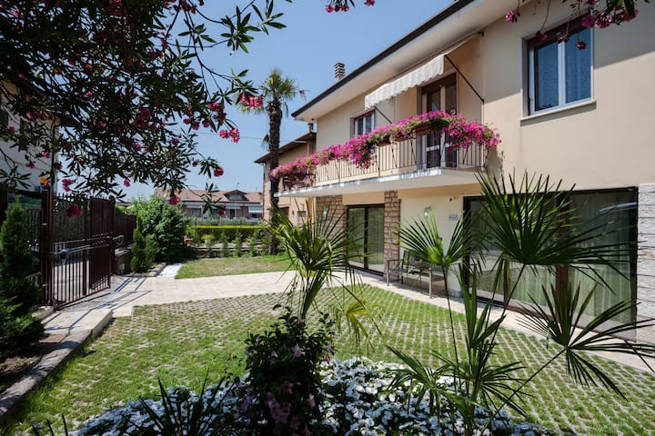 Provence  apartment in Garda Lake