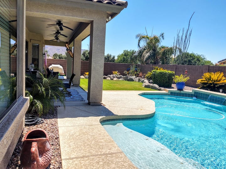 Seville Luxury Pool Home
