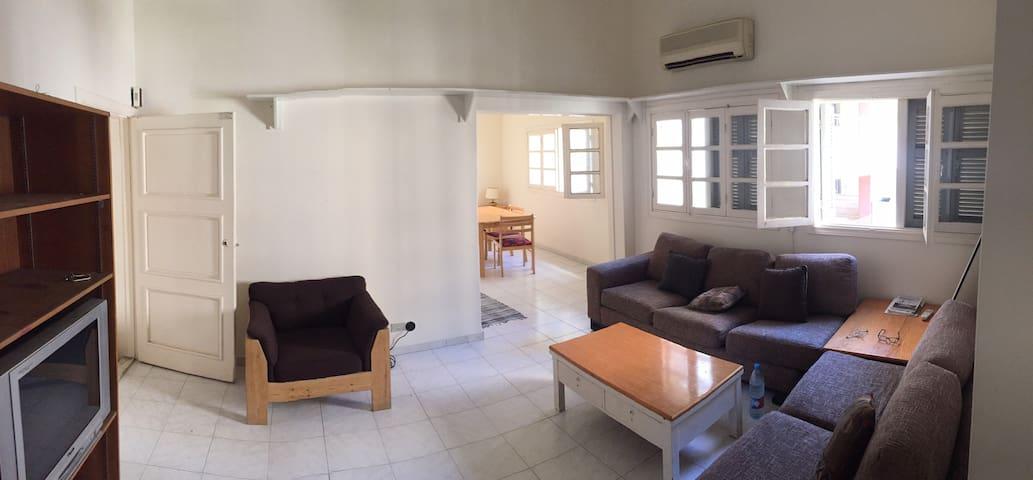 Hamra apartment near AUB (12/24-1/17)