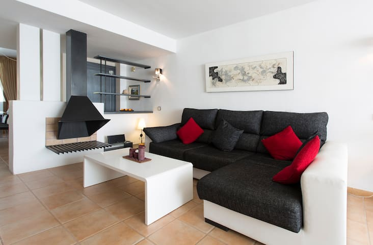 Modern comfortable 3 bedroom apt - Can Pastilla - Leilighet