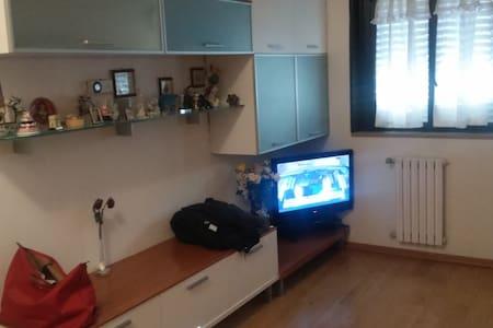 appartamento ideale per famiglie - Taverne D'arbia - Ortak mülk