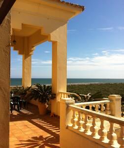 Precioso Ático-Terraza 1línea playa - Lejlighed