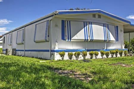 Lovely 2BR Hobe Sound House w/Private Porch! - Hobe Sound - Ház
