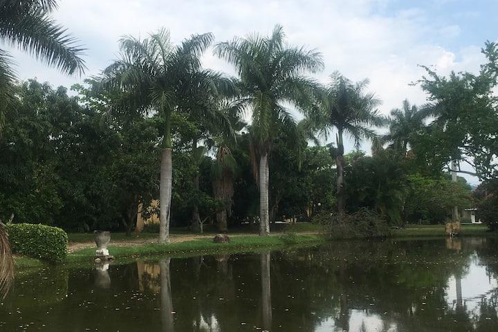 Un paraíso tropical en Anapoima