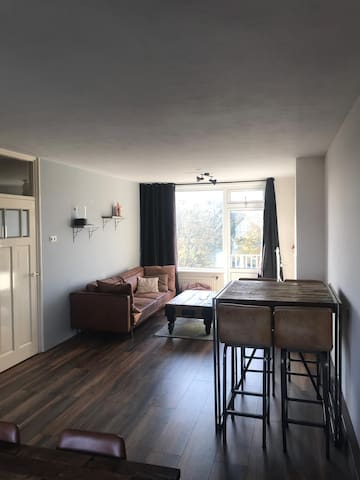 Entire industrial apartment near Amsterdam/Airport