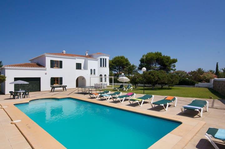 Xabec 5 bedroom villa, Cala'n Blanes