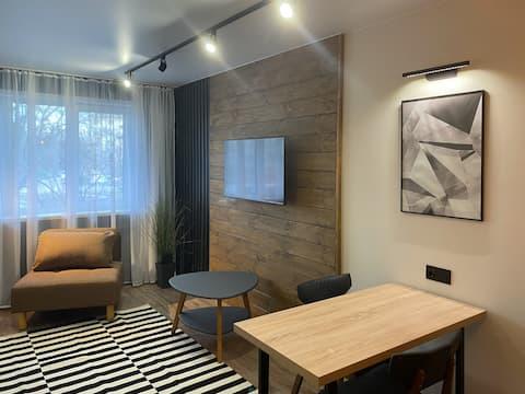 Дизайнерские апартаменты «Юпитер» на Красной