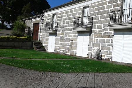 Preciosa Villa de piedra Gallega - Lugo