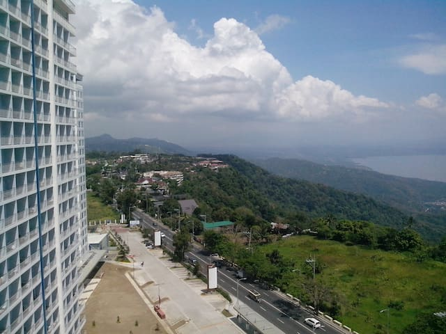 Amazing View from Studio @ Tagaytay - Tagaytay - Apartment