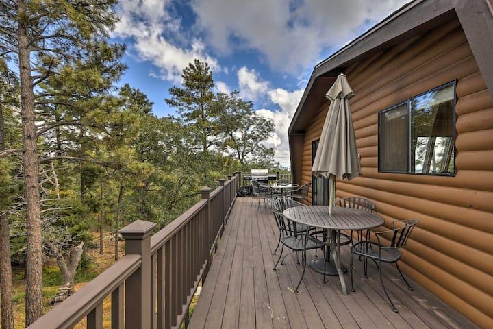 Cozy Home in Prescott Nat'l Forest <9 Mi to Dtwn!
