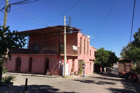 Casa con vista en Nochistlan de  Mejia