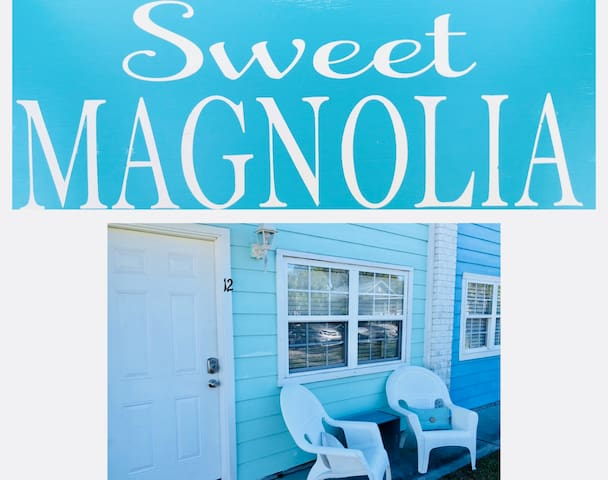 LOCATION IS GREAT!  SWEET MAGNOLIA-SOUTH END