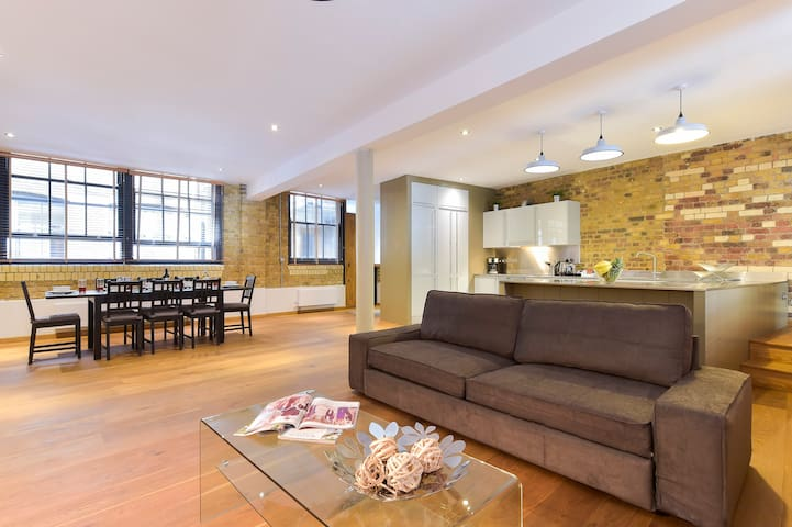 Stunning apartment in Shoreditch