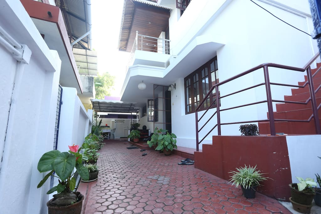 Le linda 39 s homestay in fort kochi chambres d 39 h tes for Chambre kochi