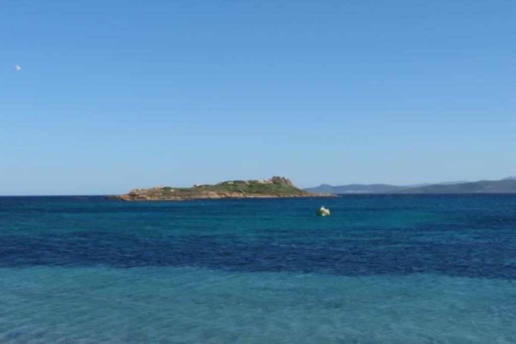 Una delle tante spiagge di San Teodoro
