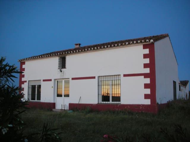 """Casa Rural """"Raíces Nómadas"""""""
