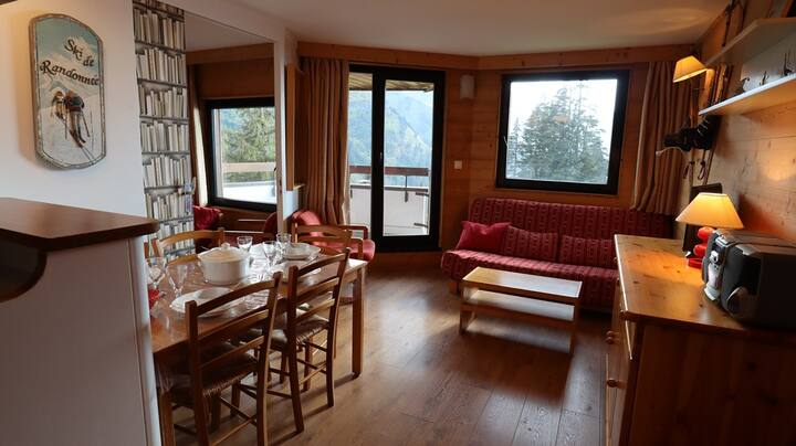 Large and confortable 2 rooms 4/5 persons
