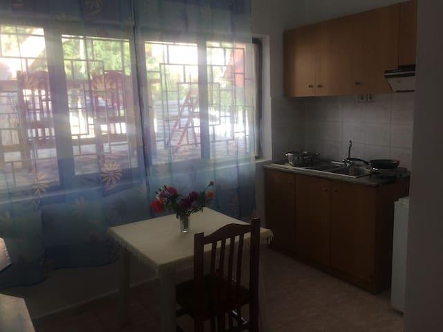 Studio apartament near the sea 1
