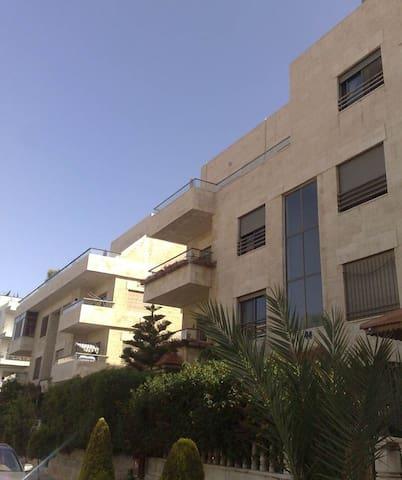 Modern furn 2BR - best neighborhood - Amman - Lägenhet