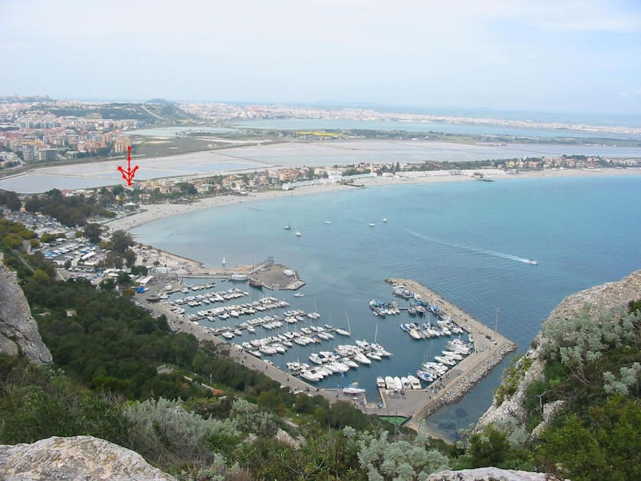 Lewis b b poetto beach cagliari chambres d 39 h tes for Italie chambre d hote