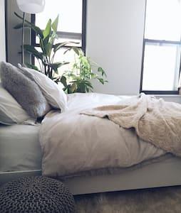 Beautiful, bright apartment in LES - New York - Apartment